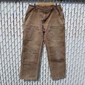 Carhartt Tan Carpenter Pants